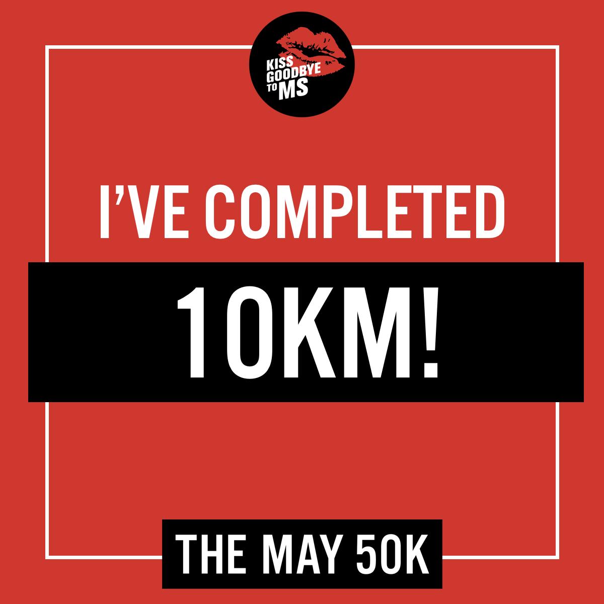 Social Post - 10km