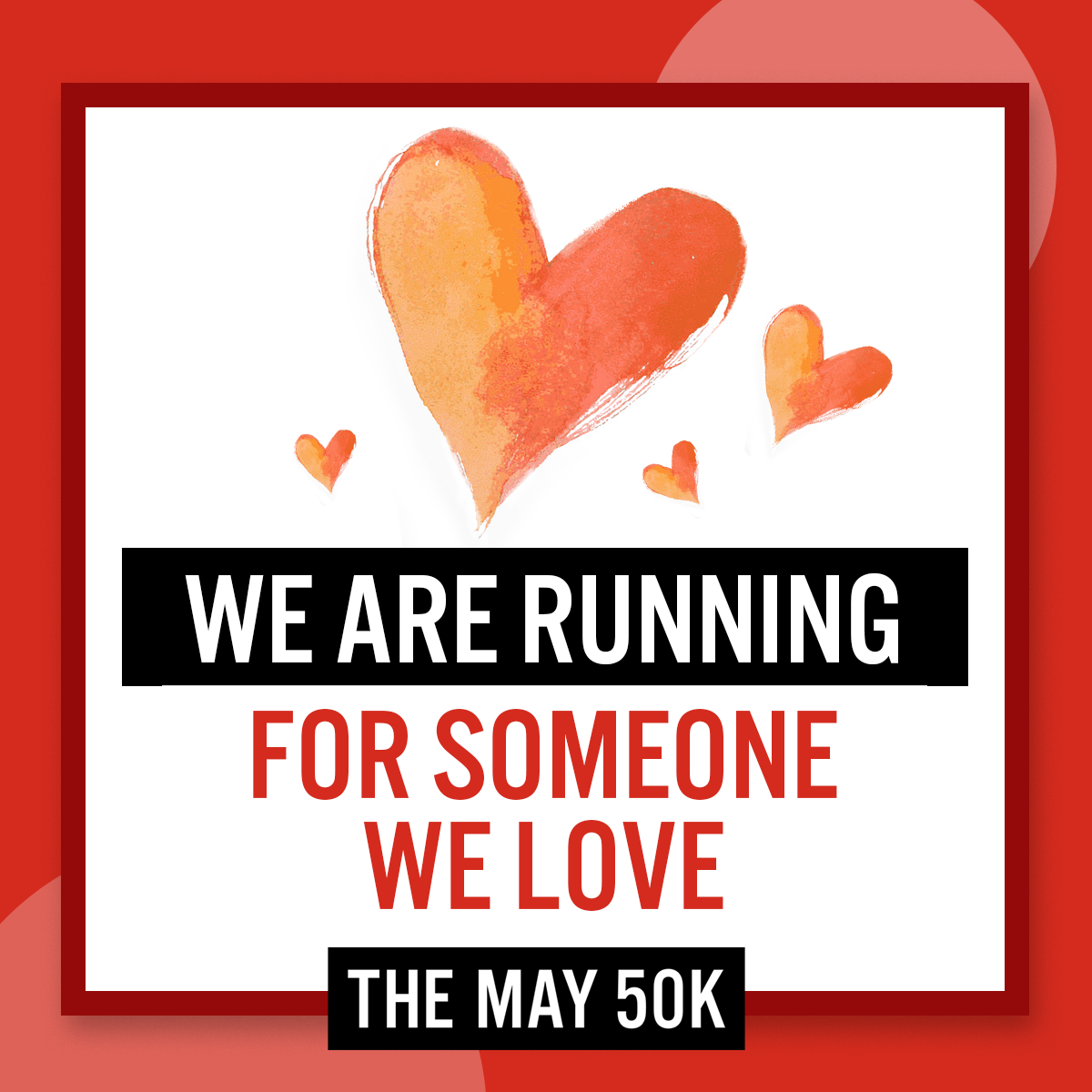 Run for Someone Love - Team
